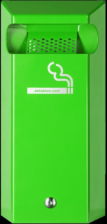 wandasbak eco groen